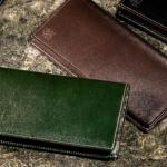 シアギレザーの革財布