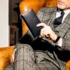 クリスペルカーフ仕立て革財布の魅力とは!?